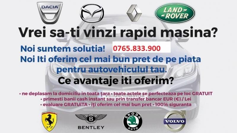 anunturi gratuite Cumparam Auto  0765.833.900