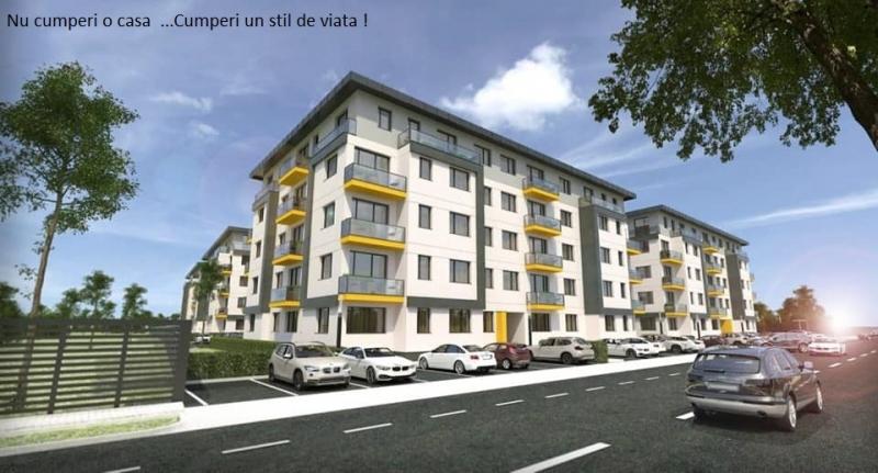 Pantelimon, Lidl, Cernica Building, imobil 2019