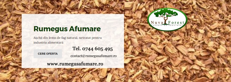 anunturi gratuite Rumegus pentru afumare din lemn de fag natural