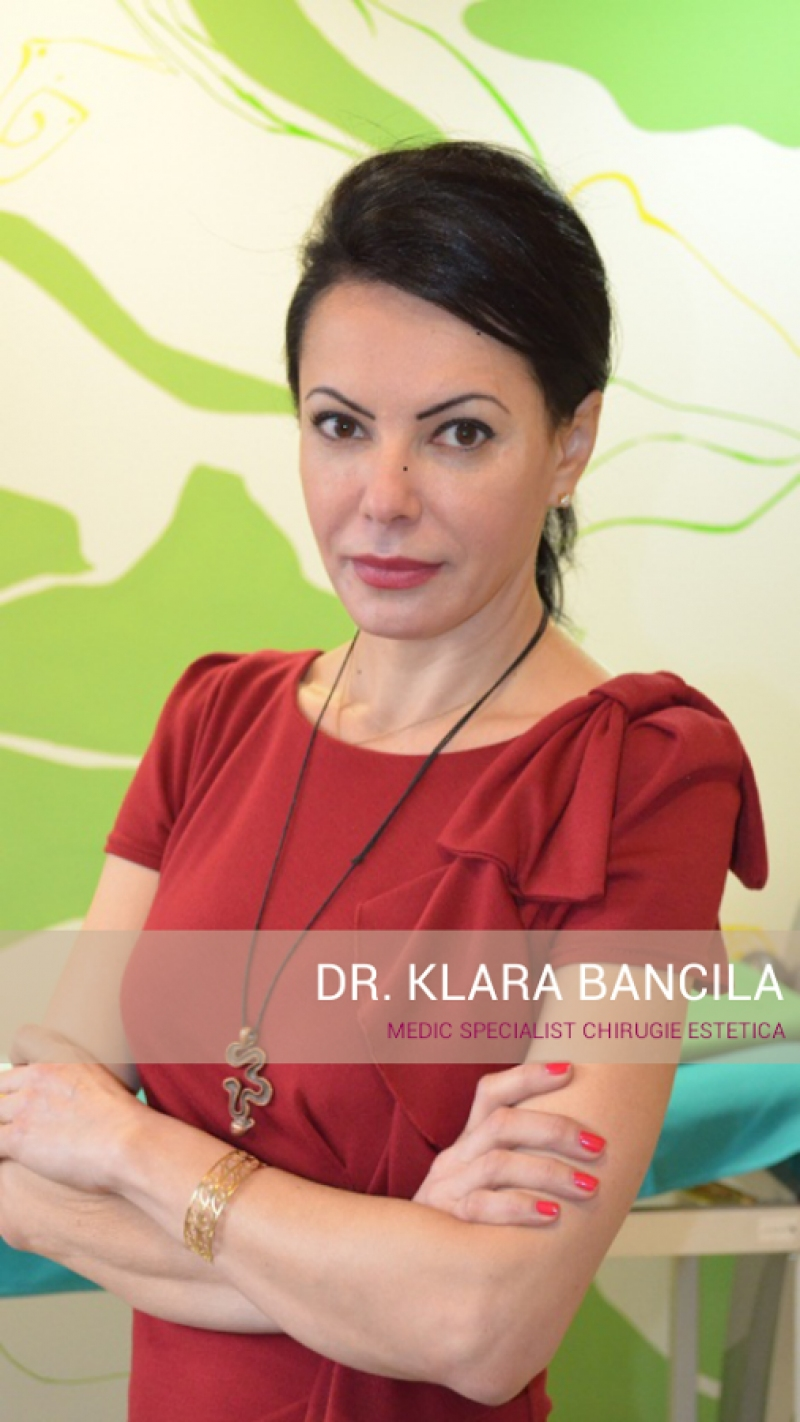 anunturi gratuite DR. KLARA BANCILA - Medic Specialist Chirurgie Plastica, Estetica si Reconstructiva.