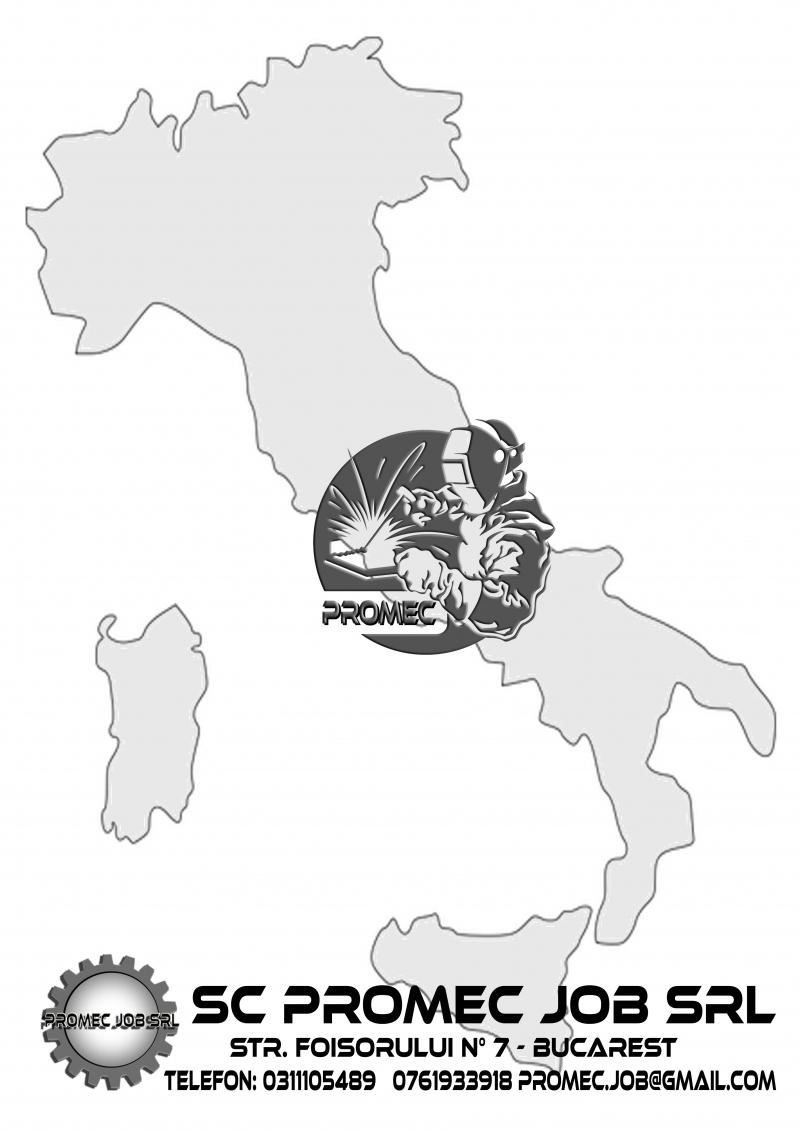 anunturi gratuite Angajam Sudor TIG Italia Comision 0