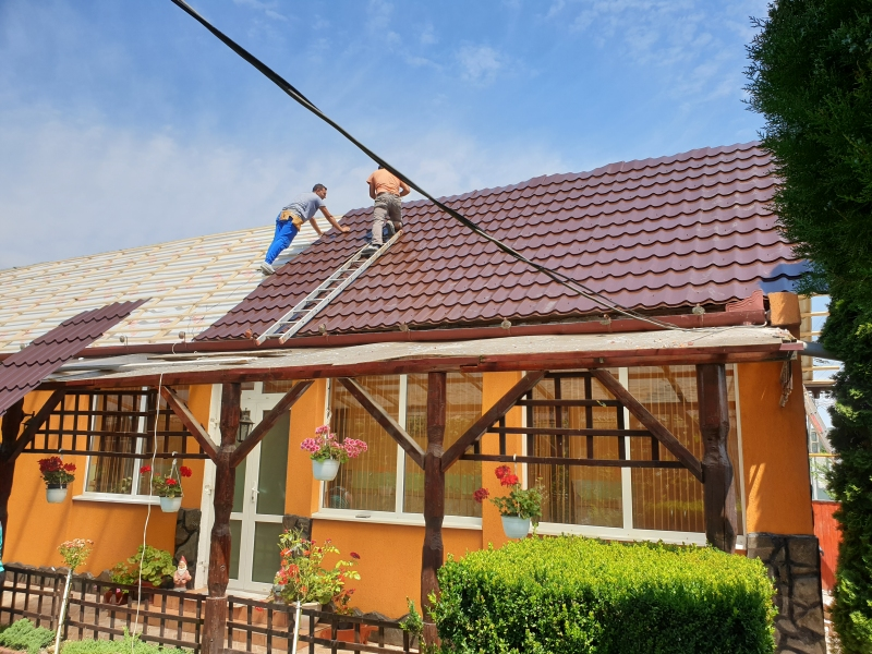 anunturi gratuite Acoperișuri de A la Z , Reparați Acoperișuri  S.c Roof Metal Pemium S.r.l