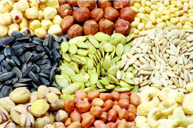 Alune, fructe confiate, miez, fistic, migdale, caju, seminte