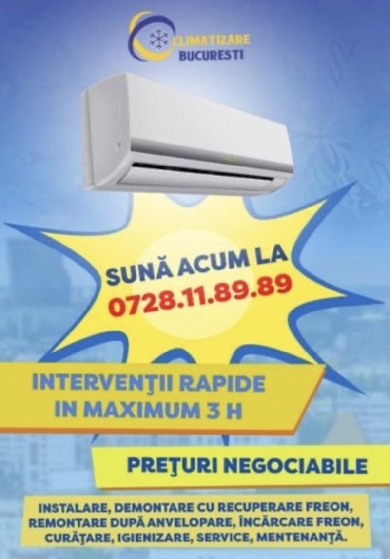 anunturi gratuite Angajam frigotehnist si instalator