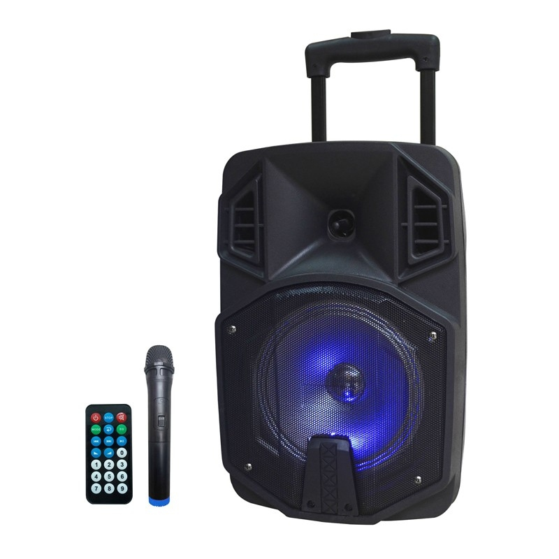 anunturi gratuite Boxa portabila karaoke troler cu microfon wireless