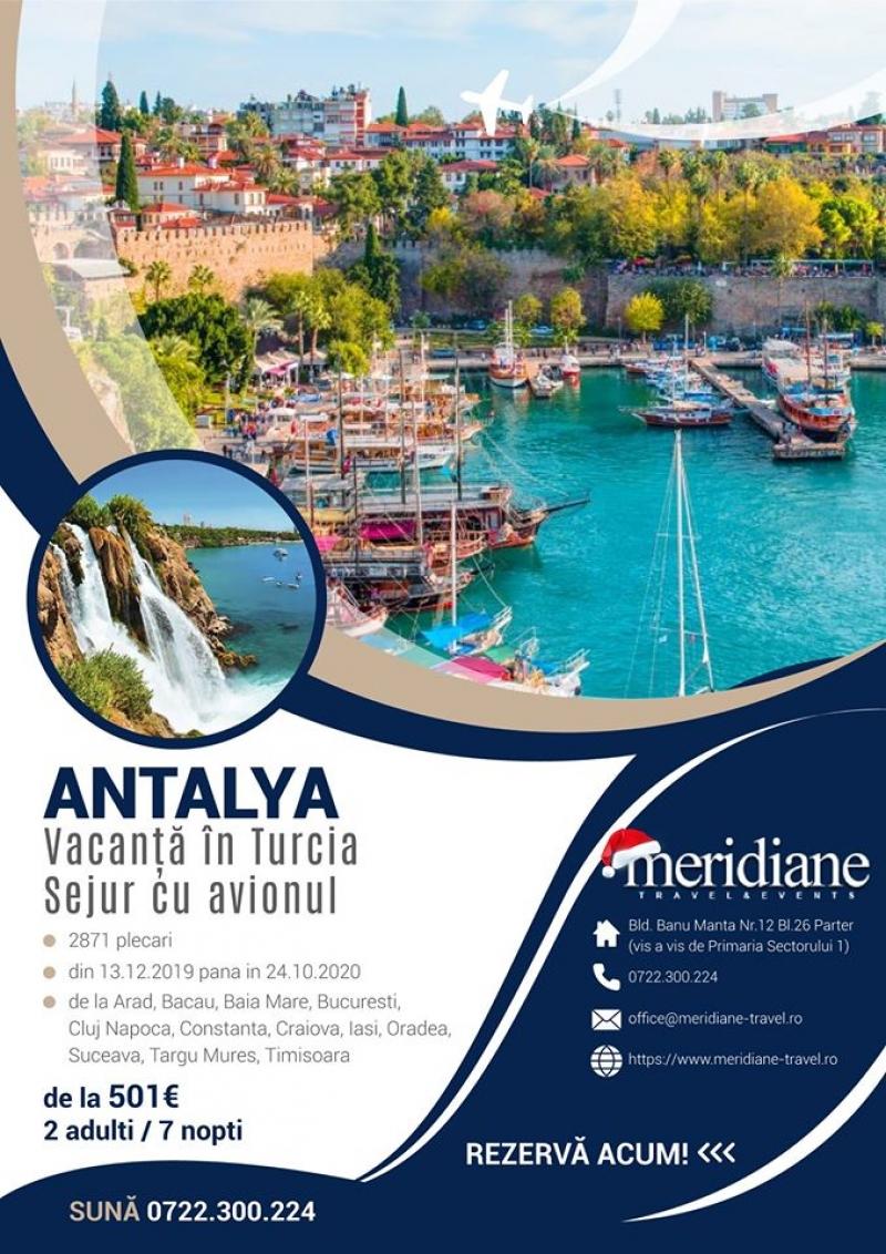 anunturi gratuite Bursa de turism - Cereri oferte vacanta 2020