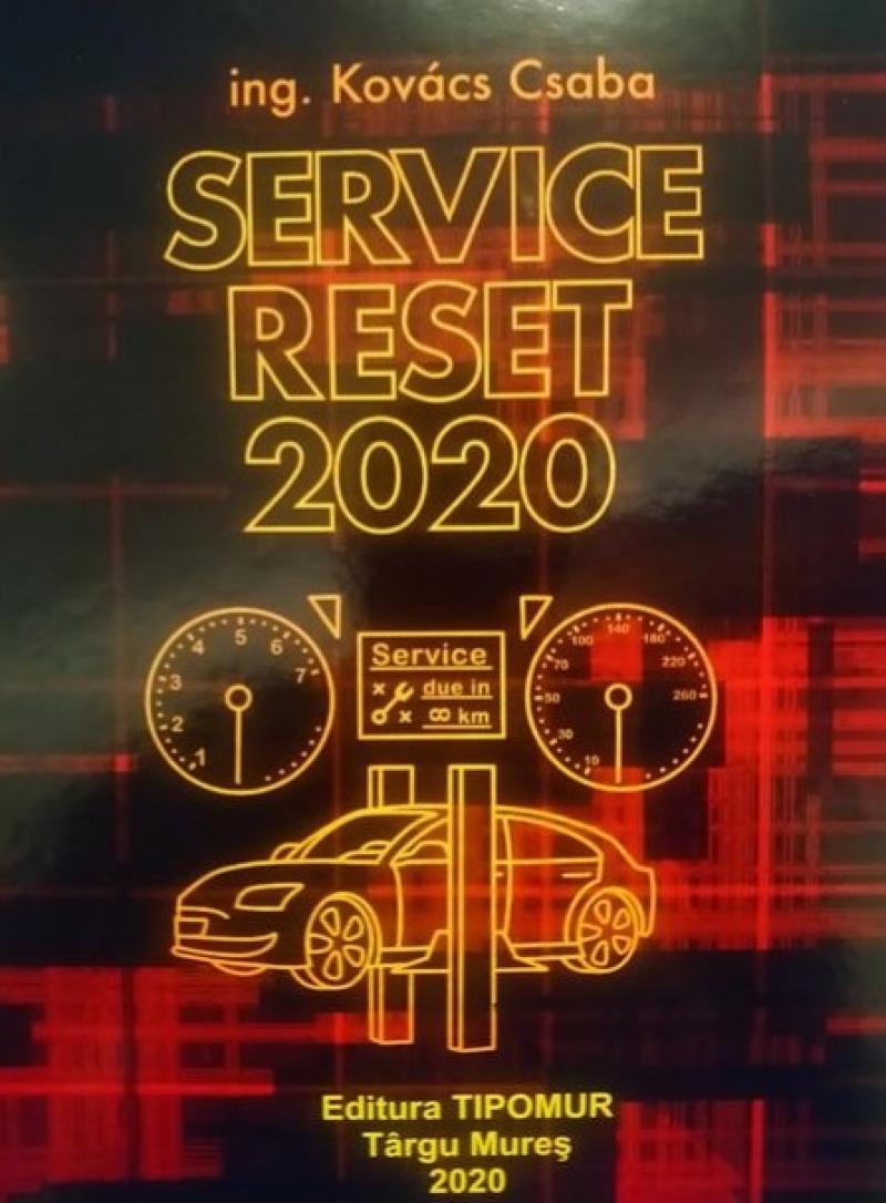 anunturi gratuite Carte Manual Service Reset 2020