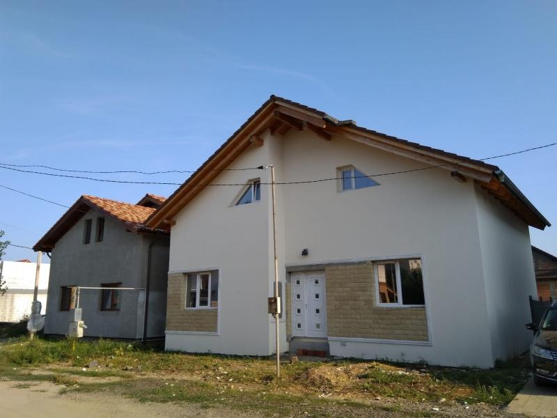 Casa Noua P+M 4 Dormitoare 172mpc Timisoara Girocului