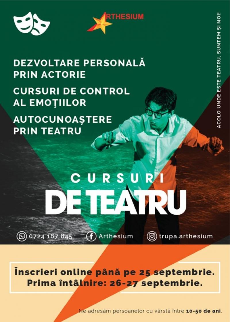 anunturi gratuite Cursuri de teatru