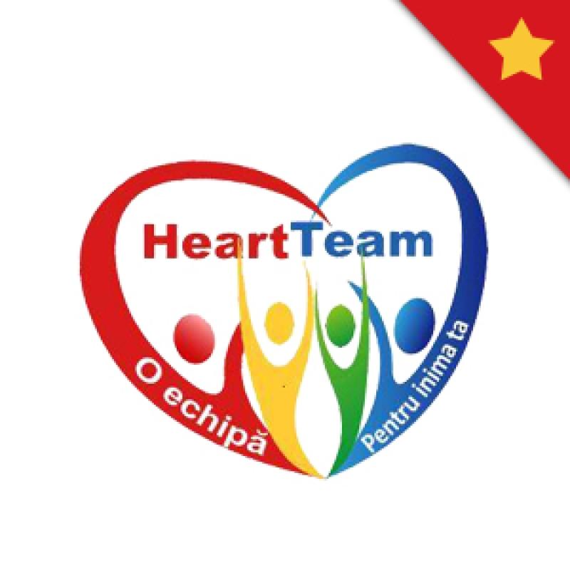 HeartTeam Iasi Echipa de cardiologie,nutritie,psihologie,kinetoterapie