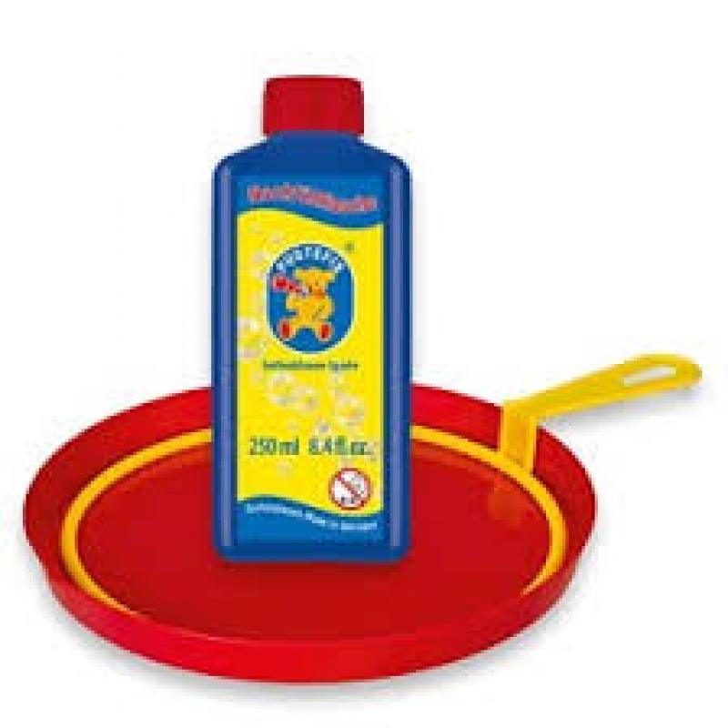 anunturi gratuite Inel pentru baloane uriase de sapun si 250ml solutie Pustefix jucarie baloane sapun
