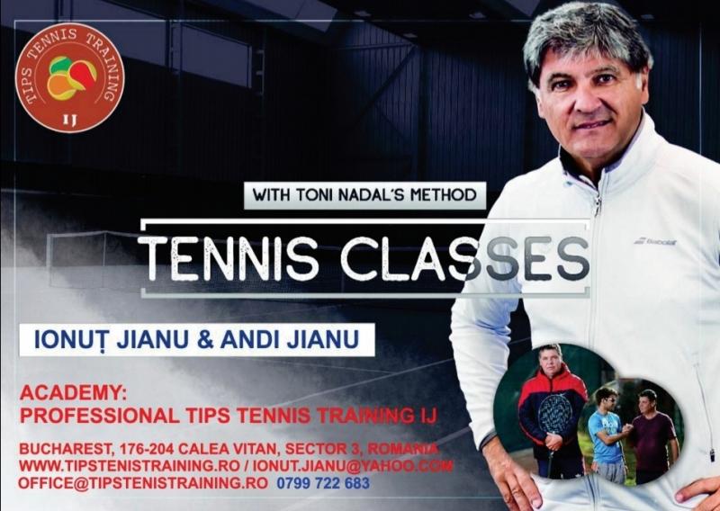 Inscrieri copii tenis - Bucuresti sector 3