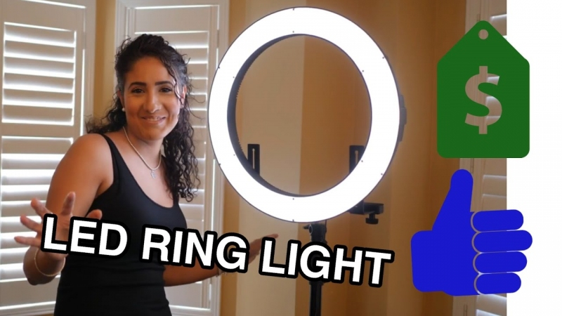 anunturi gratuite Led Ring Light Somita PLH-480H. Turn on the Light!