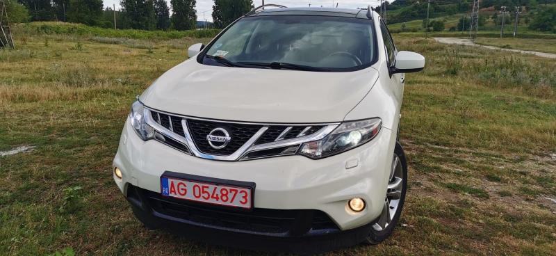 Nissan Murano an 2011 unic proprietar in italia