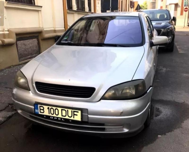 Opel Astra G 1.6 - 2003