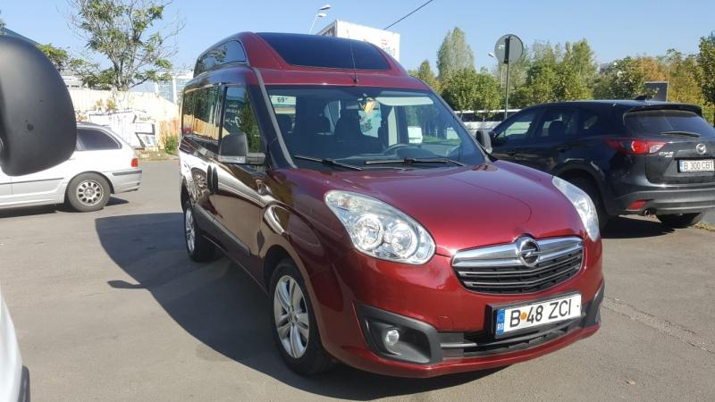 anunturi gratuite Opel Combo 2013, unic propietar, 74200km, 1.6CDTI,105CP,