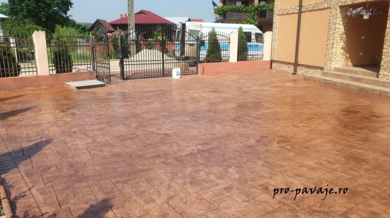 anunturi gratuite Pavaje din beton amprentat