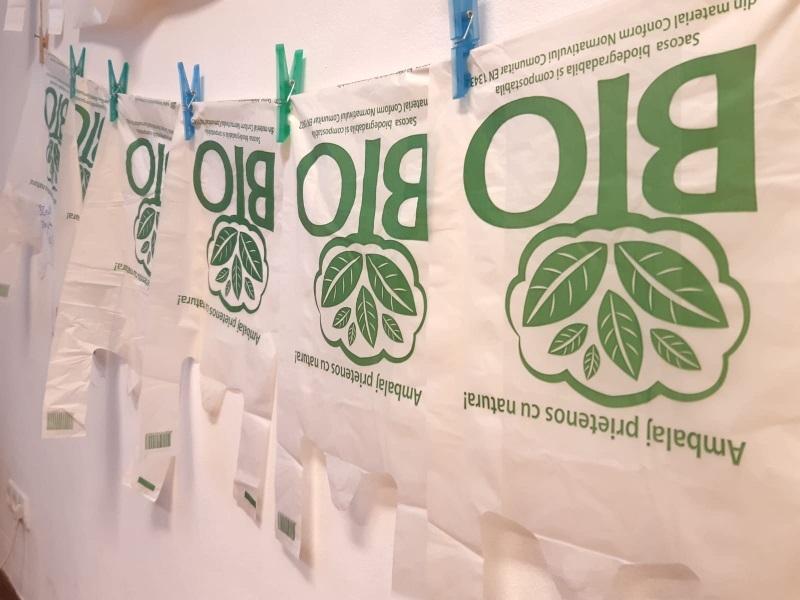 Sacose - Pungi Biodegradabile