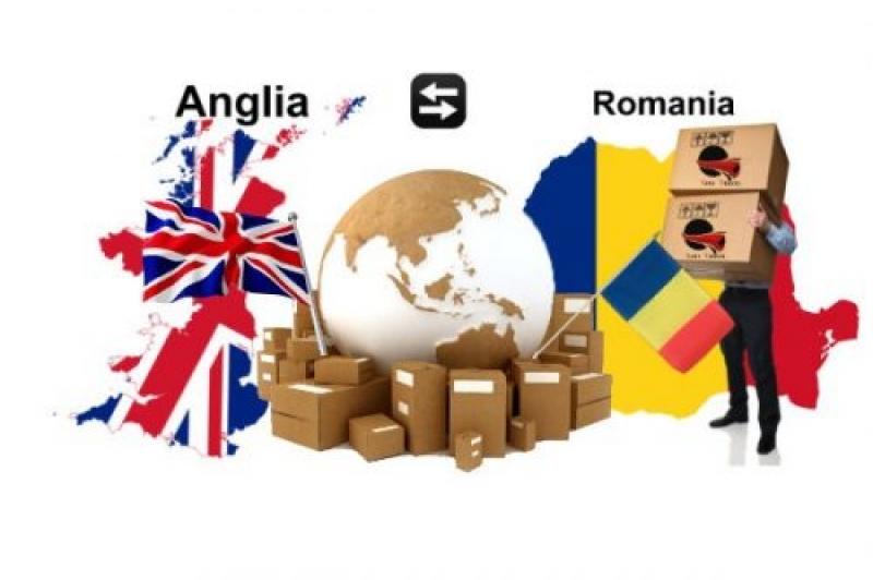 anunturi gratuite Transport Romania - Anglia ( persoane si colete )