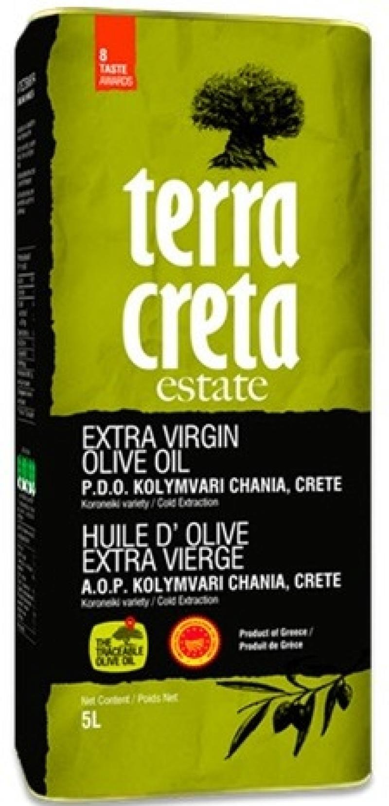 Ulei de masline extravirgin Terra Creta - Deliveras.ro