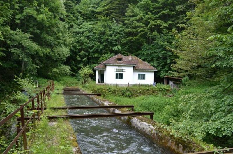 Vând casa rustica