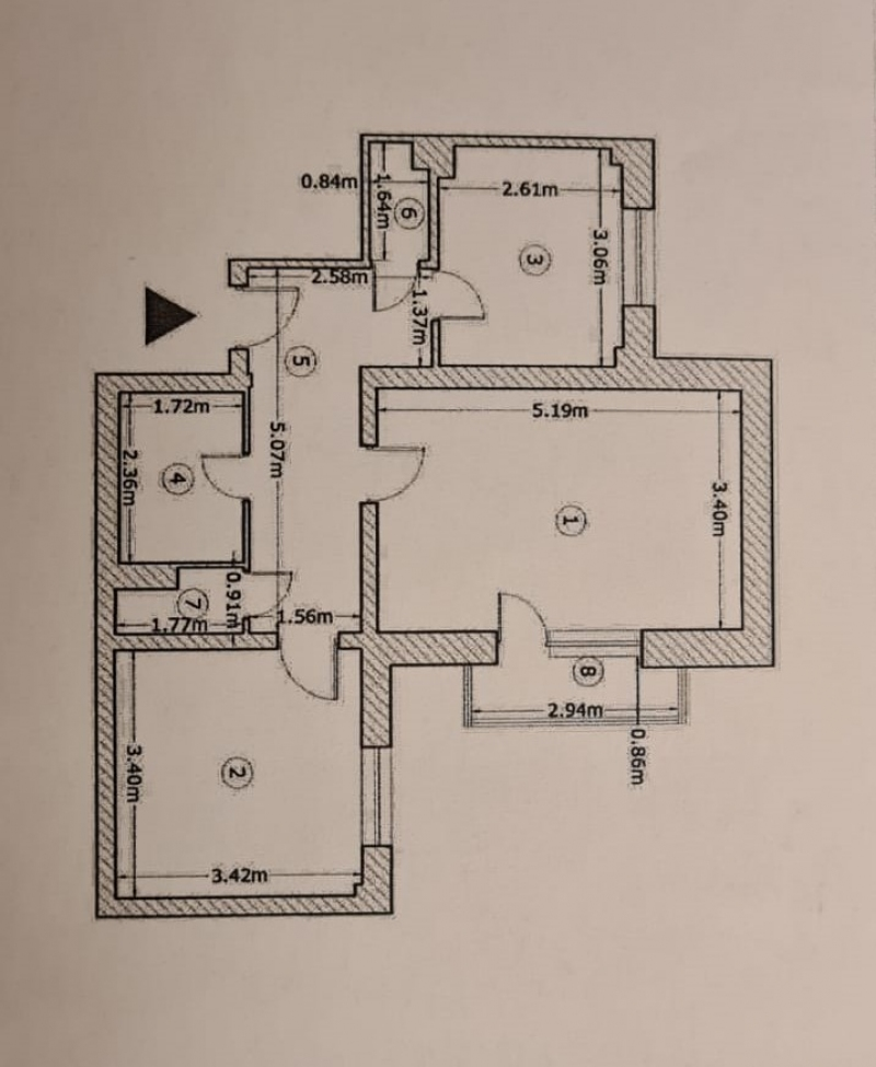 anunturi gratuite Vand Apartament 2 Camere Decomandat Piata Moghioros