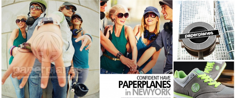 anunturi gratuite Vanzare afacere online brand Paperplanes NY
