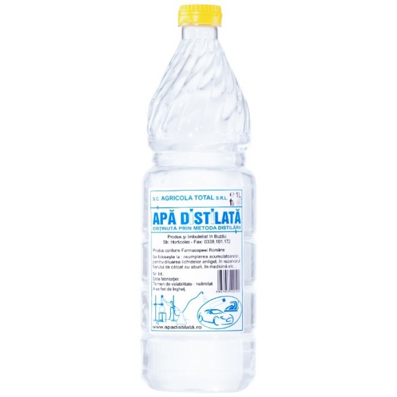 anunturi gratuite Vindem apă distilată ( obținută prin metoda distilării )