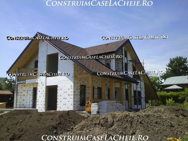 Constructii case la rosu sau la cheie ! Executam lucrari de constructii