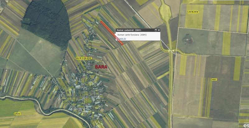 anunturi gratuite Teren 7.132 mp, Balta Doamnei, jud. Prahova