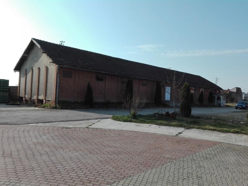 anunturi gratuite Teren 11660 mp si constructii industriale, Lugoj, Timis