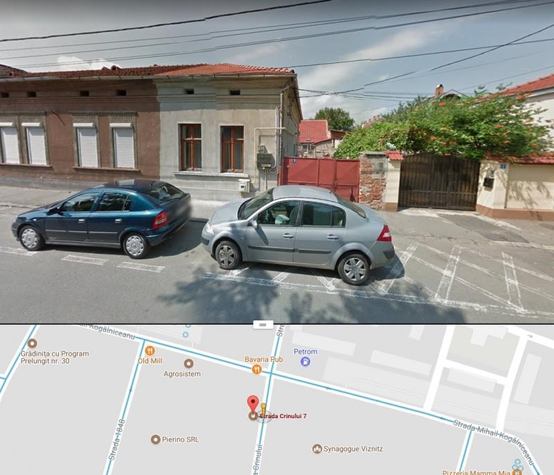 Garsoniera, str. Crinului, Oradea