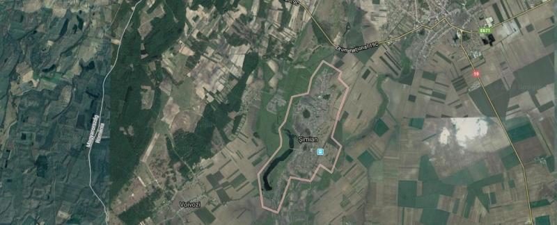 anunturi gratuite Teren extravilan 59.838 mp, Simian, Bihor