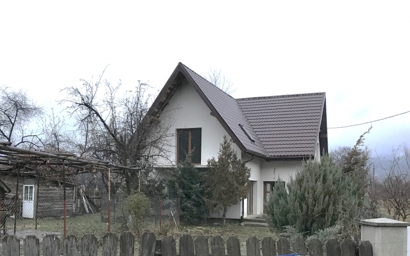 anunturi gratuite Teren 1416 mp si casa P+M, Sat Agarcia, Judet Neamt
