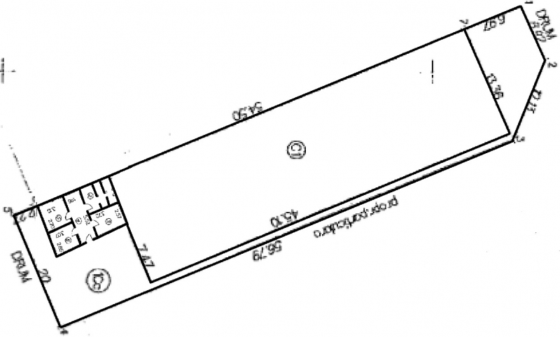 anunturi gratuite Teren intravilan 880 mp si hala depozitare, Ovidiu, Constanta
