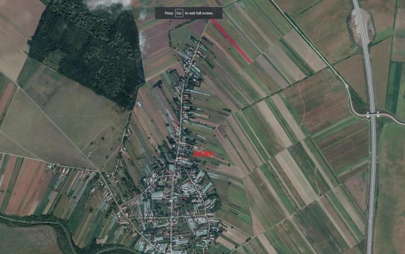 anunturi gratuite Teren agricol 4,600 mp, Bara, Balta Doamnei