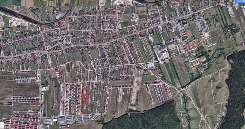 anunturi gratuite Teren intravilan 4,100 mp, Floresti, jud. Cluj