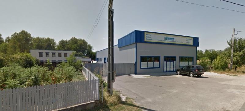 anunturi gratuite Spatiu industrial si teren 3239 mp, Ulmi