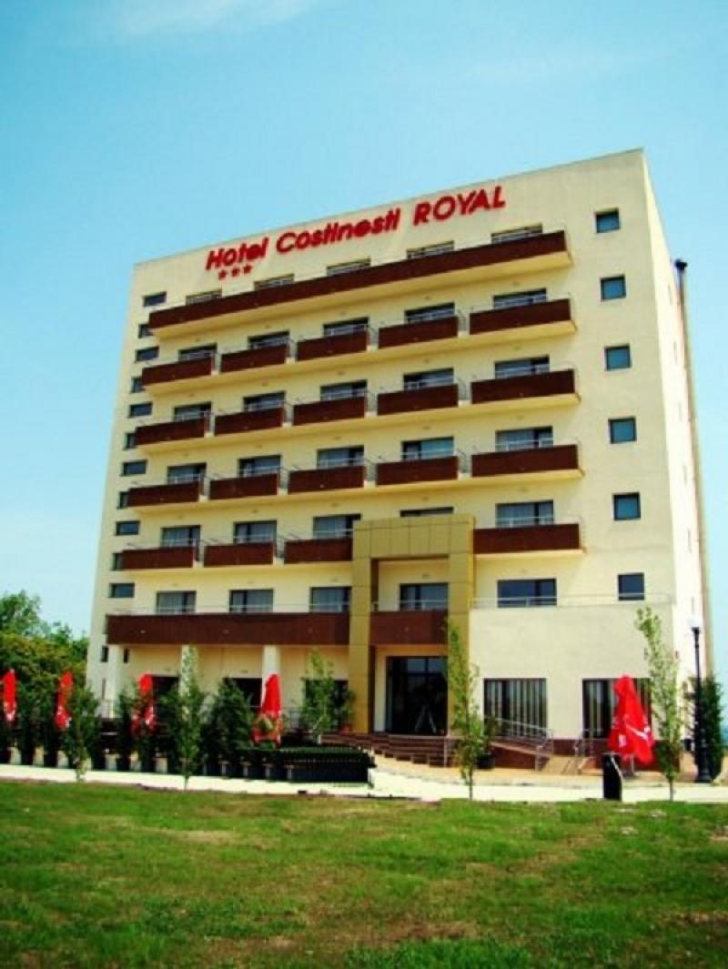 anunturi gratuite Teren 750 mp si hotel, Costinesti, Constanta