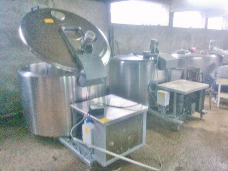 vand tancuri racire lapte sau alte lichide