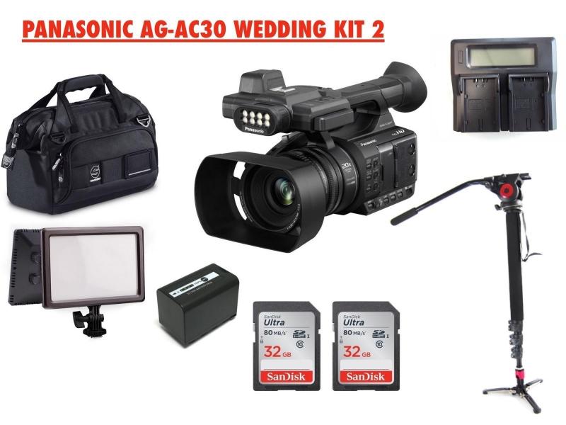 anunturi gratuite Filmezi Nunti ? Panasonic AG-AC30 . Videocamera profesionala.