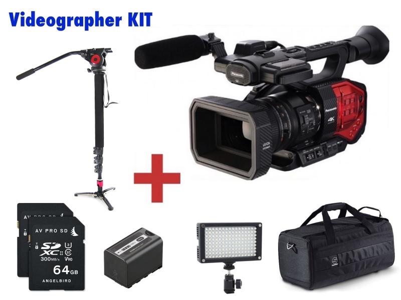 Camere video Panasonic si Sony pentru profesionistii care filmeaza Nunti